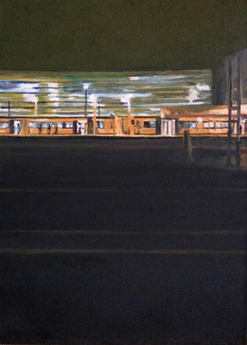 across the tracks cambridge station